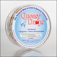 Queasy Drops to relieve nausea and upset tummy