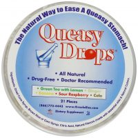 Queasy Pops are a natural nausea remedy