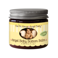 Angel Baby Bottom Balm, Natural Diaper Rash Cream