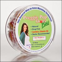 Preggie Pop Drops Plus Vitamin B6