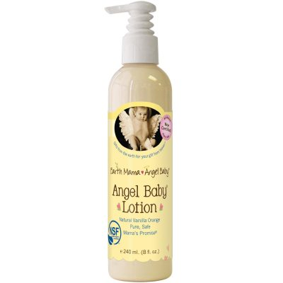 Earth Mama Angel Baby Lotion
