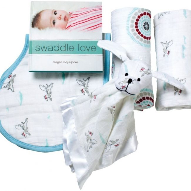 Aden and Anais Liam the Brave New Beginnings Gift Set