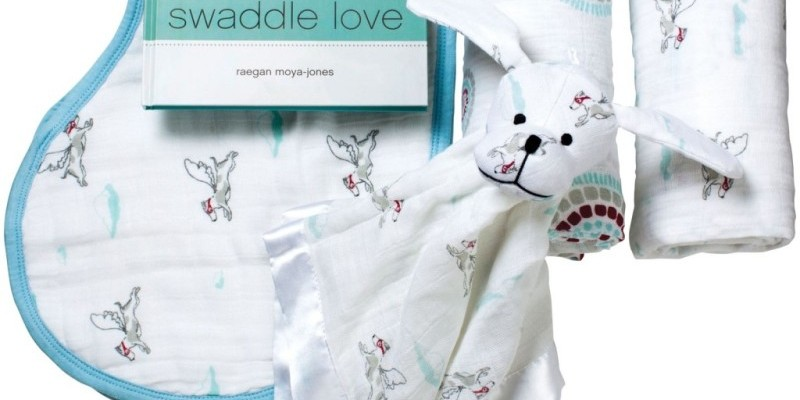 Liam The Brave New Beginnings Gift Set by Aden + Anais