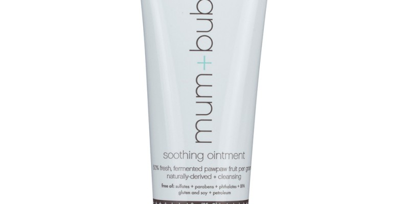 Mum & Bub Soothing Ointment (3 oz) by Aden and Anais