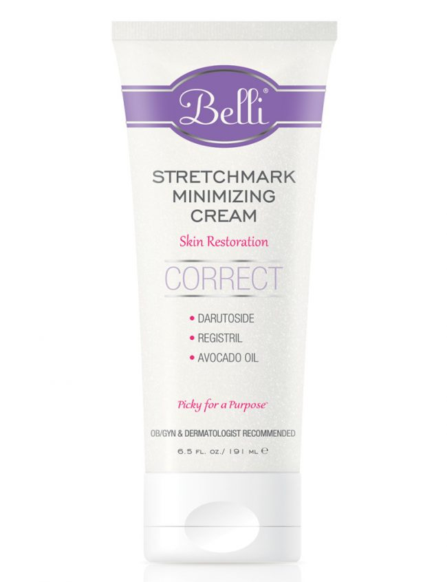 Belli Skincare Stretchmark Minimizing Cream