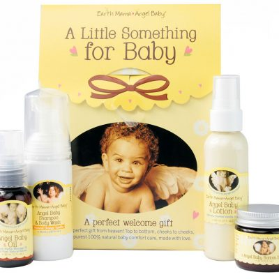 Earth Mama Angel Baby A Little Something for Baby Gift Set