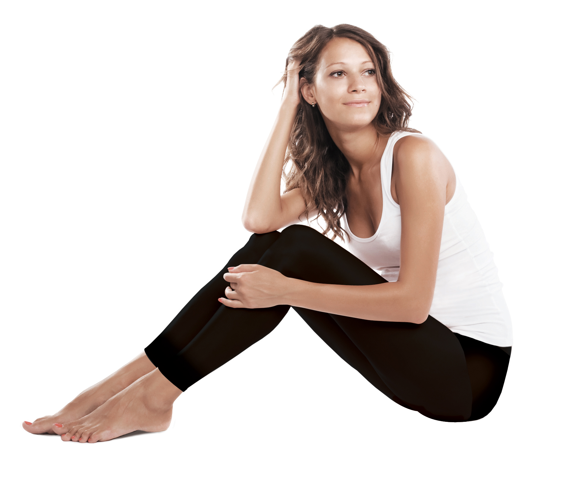 Fertile Mind SoftTights – Footless Maternity Tights