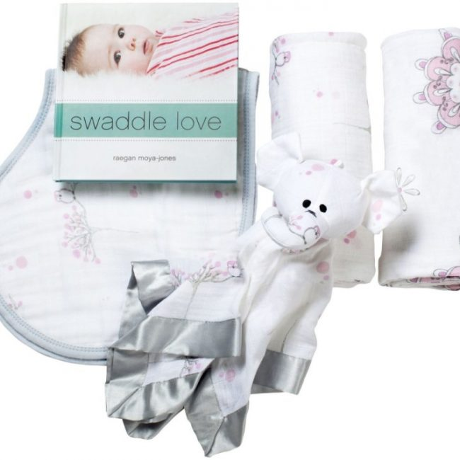 Aden and Anais For The Birds New Beginnings Gift Set