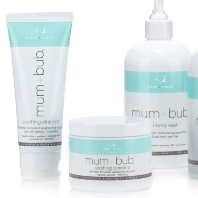 Aden and Anais Mum and Bub Skincare Soothing Ointment