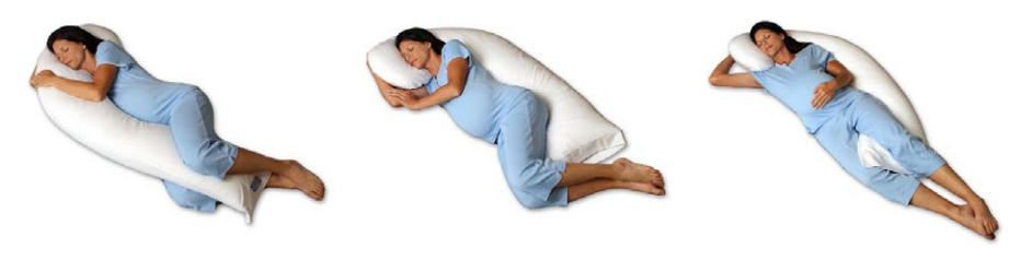 Snoozer Full Body Maternity Pillow