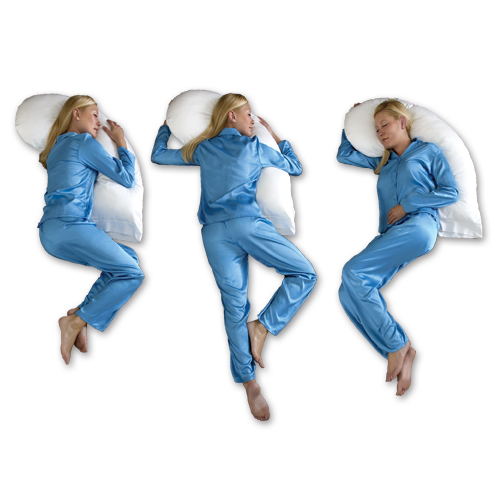 Snoozer Upper Body Pillow for Pregnancy