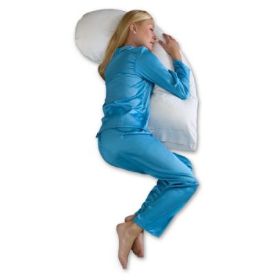 Snoozer Upper Body Pregnancy Pillow