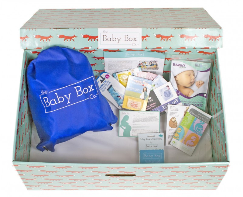 Finnish Baby Box Classic Box Free Shipping Over 35