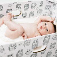 Finnish Baby Box, Owl Design
