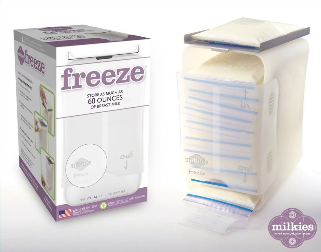 Milkies Freeze – Breast Milk Storage System