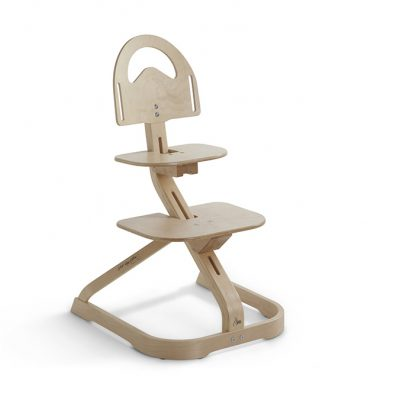 SCI SVAN Scandinavian Child Natural Signet Essential Highchair