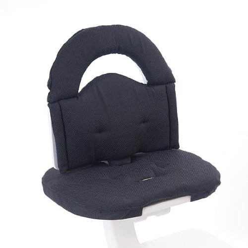 SCI Svan Black Signet Chair Cushion
