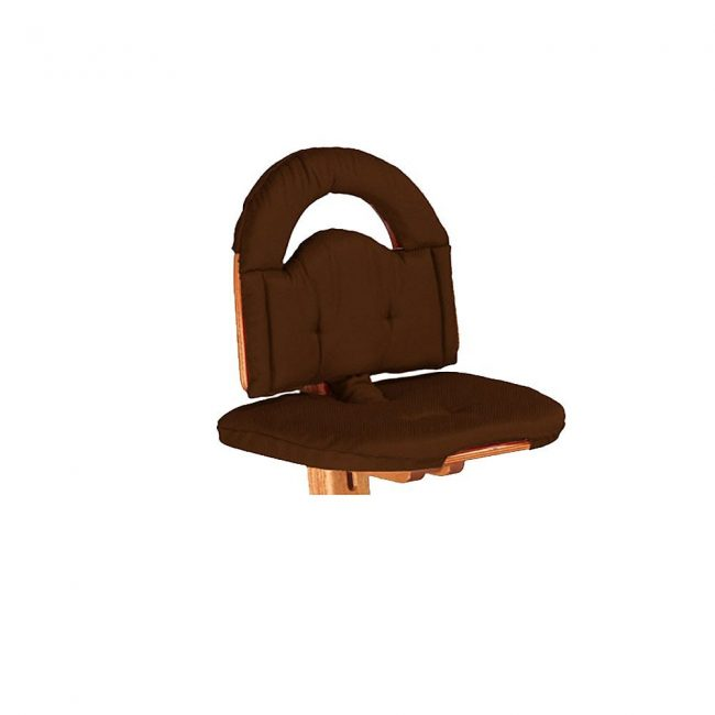 SCI Svan Chocolate Signet Chair Cushion