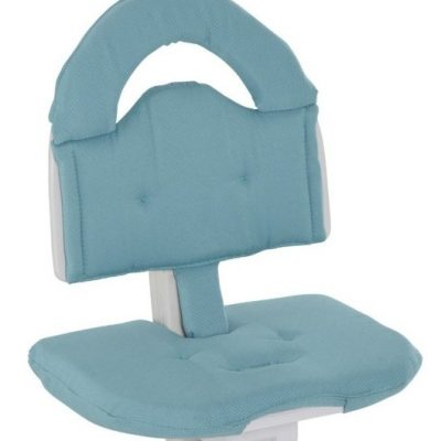 SCI Svan Turquoise Signet Chair Cushion
