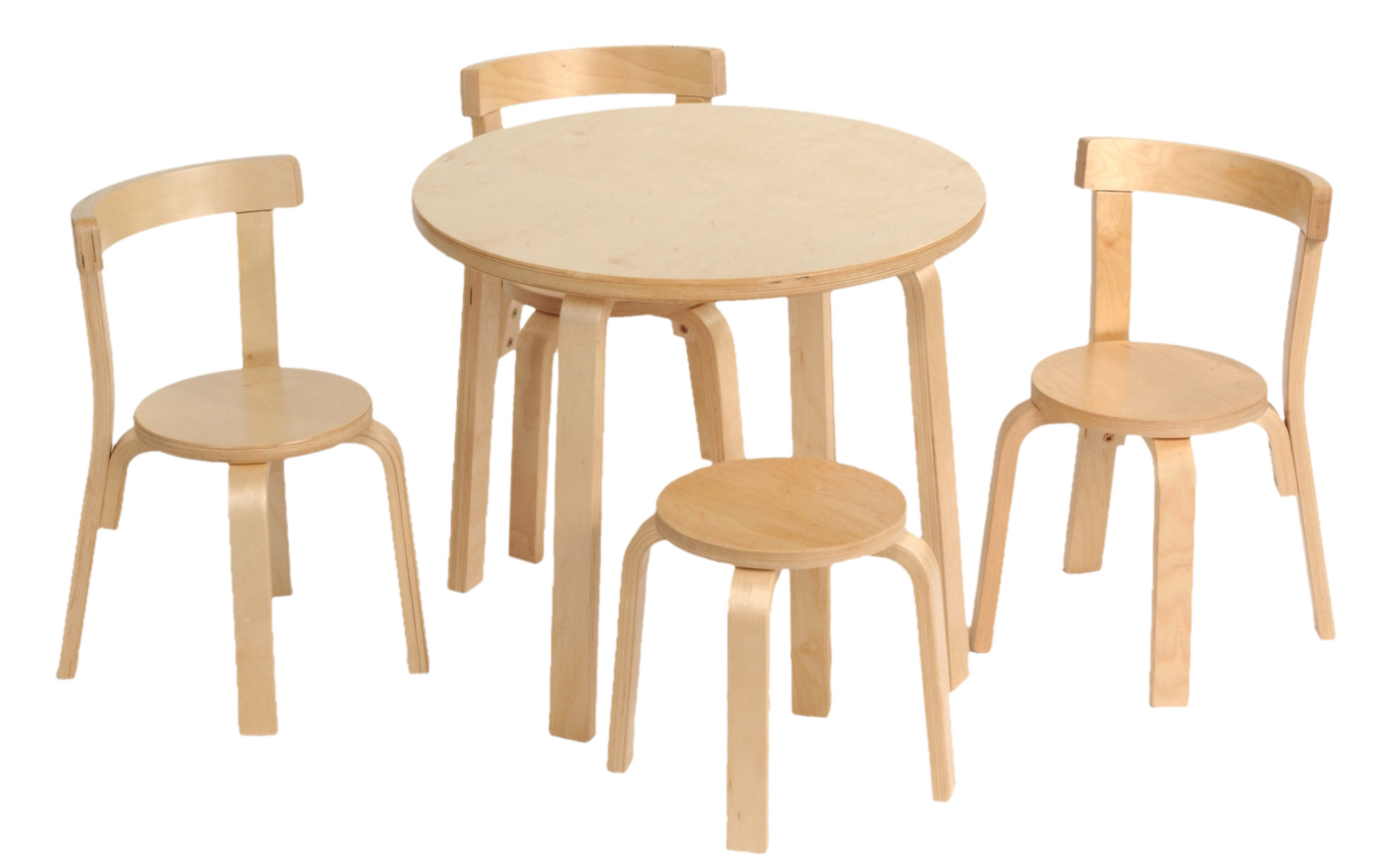 Svan Play With Me Toddler Table Chairs Set