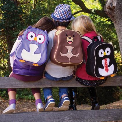 Apple Park Toddler Backpack