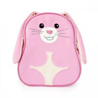 Apple Park Bunny Toddler Backpack