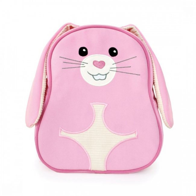 Apple Park Bunny Toddler Backpack