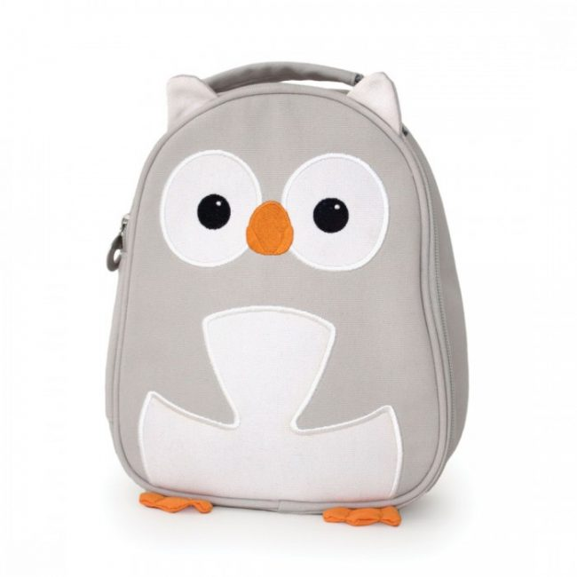 Apple Park White Owl Lunch Pack
