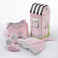 Welcome Home Baby Girl Gift Set by Baby Aspen