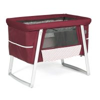 Babyhome Air Bassinet Rose Red