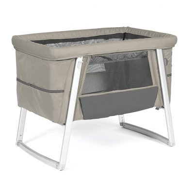 Babyhome Air Bassinet Sand color