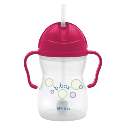 B. Box Essential Sippy Cup Raspberry Pink