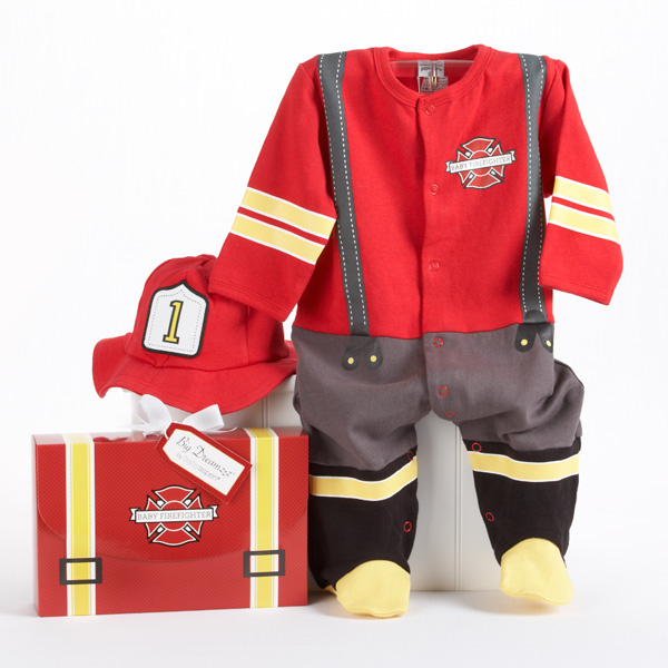 Baby Firefighter Outfit for Baby
