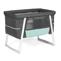 Babyhome Air Bassinet Graphite