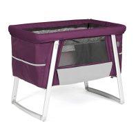 Babyhome Air Bassinet Purple