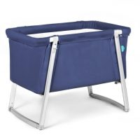 Babyhome Dream Bassinet in Navy