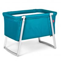 Babyhome Dream Bassinet Turquoise Blue