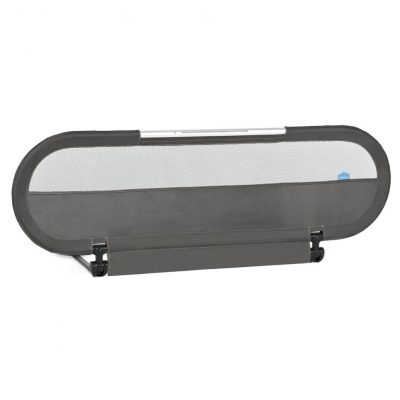 Babyhome SIDE Light with LED Nightlight in Graphite Grey