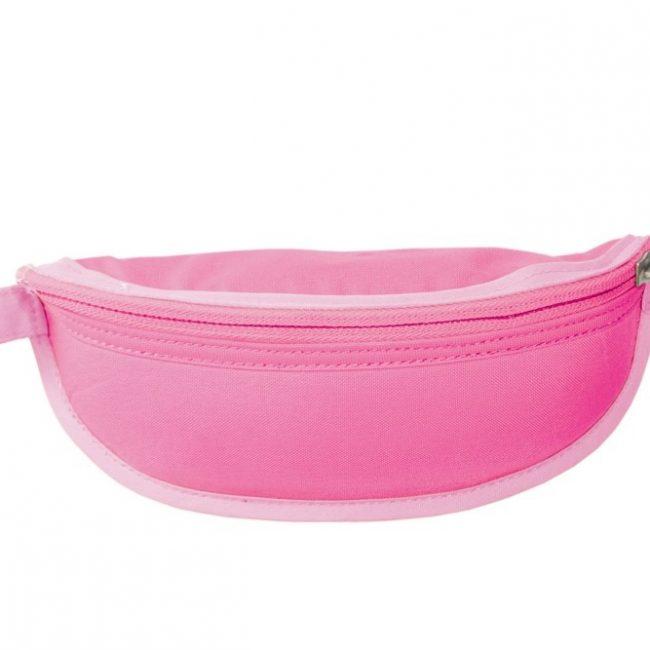 B. Box Pink Travel Bib All Folded Up