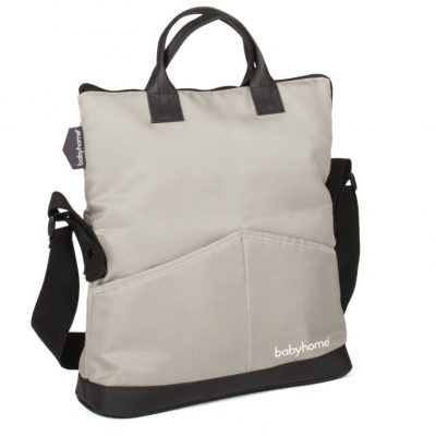 Babyhome Trendy Diaper Bag Sand