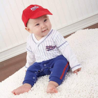 Baby Boy Baseball Outfit for Baby
