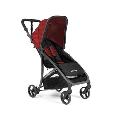 VIDA Stroller Red