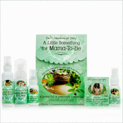Earth Mama Angel Baby Pregnant Mom Gift Set