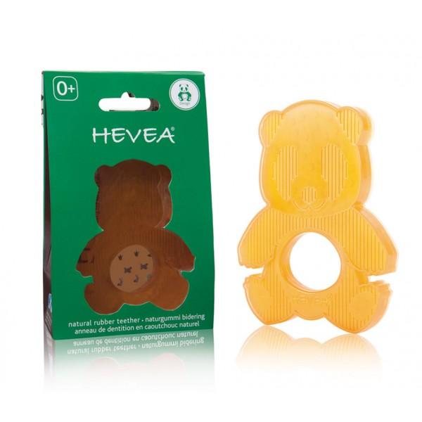 HEVEA Panda Natural Rubber Teether