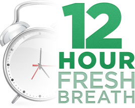 SmartMouth Mouthwash 12 Hour Fresh Breath