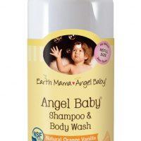 Earth Mama Angel Baby Shampoo and Body Wash, 1 L