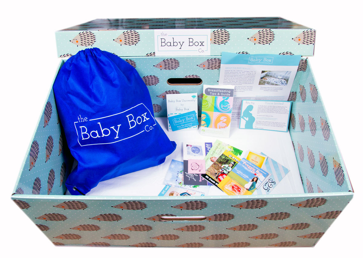 Finnish Baby Box – Bed Box | Free Shipping over $35