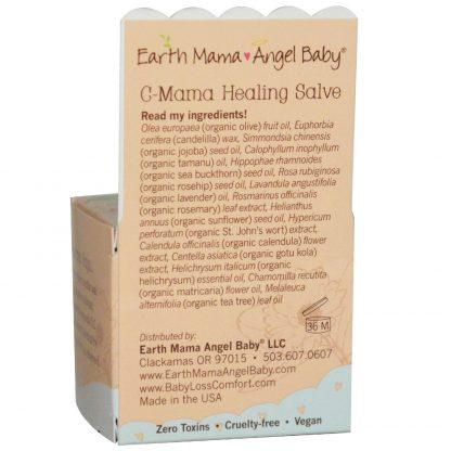 C-Mama Healing Salve Ingredients
