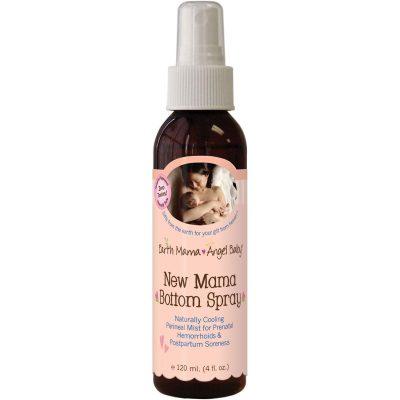 Earth Mama Angel Baby New Bottom Spray