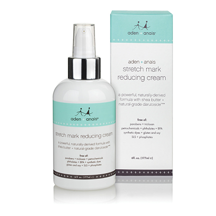 aden + anais stretch mark reducing cream